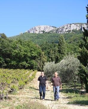 Pierre et Claude Amadieu 05 2010
