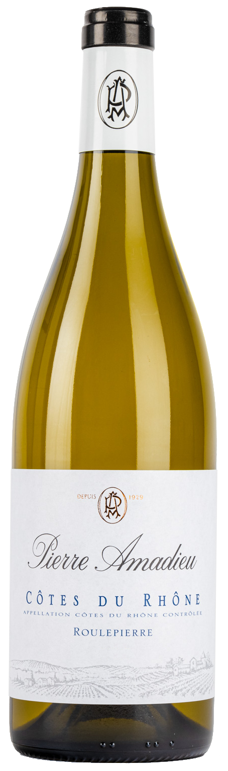 Roulepierre blanc