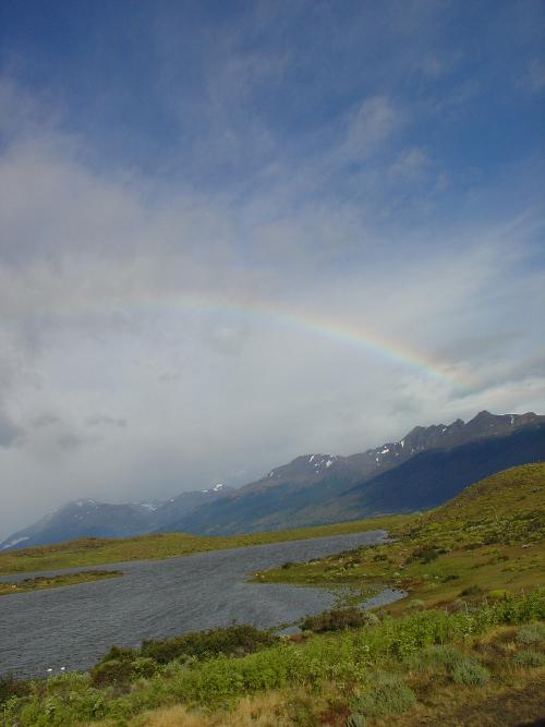 Patagonia Landscape Amadieu