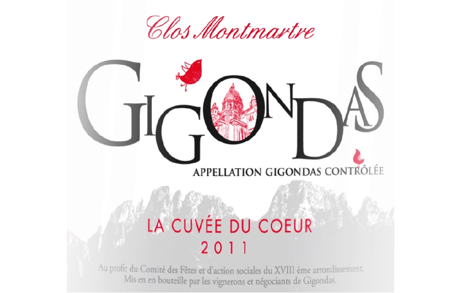 Gigondas : la cuvée du coeur