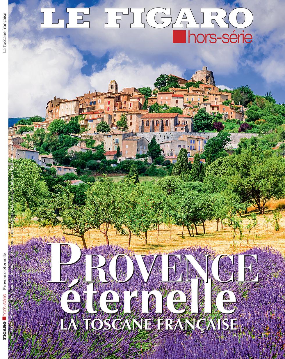 Read more about the article Les vignobles de Provence dans le dernier Figaro hors-série