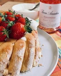 BT Romane Machotte rosé