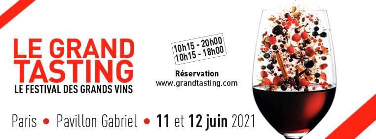 Read more about the article Déguster nos Gigondas au Grand Tasting